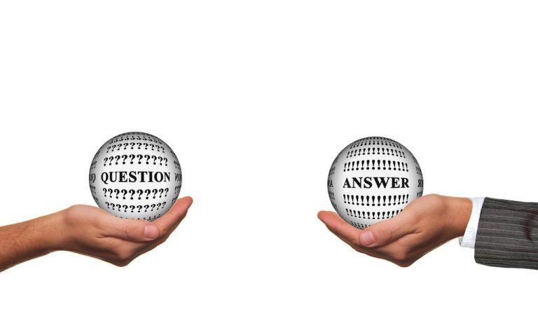 hands, offer, question
